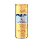 S.Pellegrino® Essenza, Tangerine and Wild Strawberry Can front