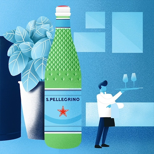 S.Pellegrino 120 Year Anniversary with IED - @stefano_pumpkins