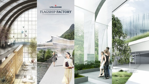 TOP ARCHITECTS COMPETE TO REDESIGN A HOME FOR S.PELLEGRINO® SPARKLING NATURAL MINERAL WATER