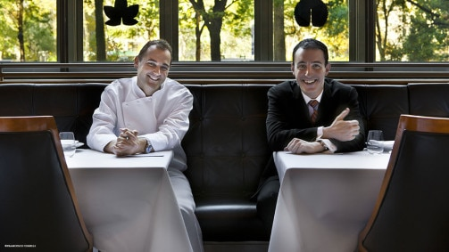 Eleven Madison Park als Sieger bei World's 50 Best Restaurants 2017