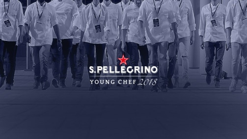 S.Pellegrino Young Chef finalisterne ankommer til Milano