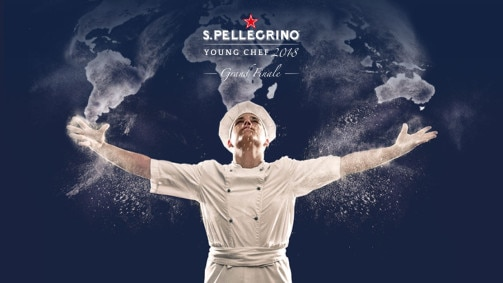 Il live streaming della Grand Finale di S.Pellegrino Young Chef