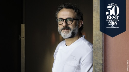 Osteria Francescana auf Platz 1 bei The World's 50 Best Restaurants 2018