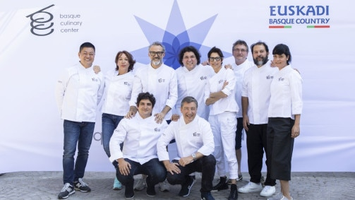 S.Pellegrino au Basque Culinary World Prize 2018