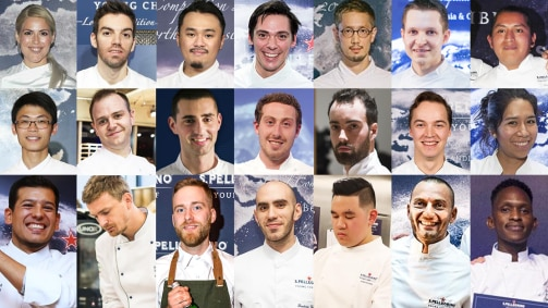 Vota tu Young Chef preferido!