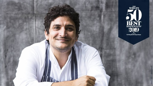 Mirazur The World's 50 Best Restaurants 2019'un galibi oldu