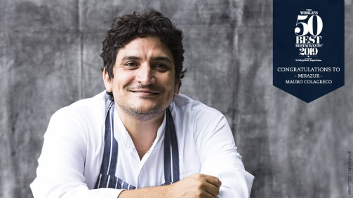 Mirazur Wins The World's 50 Best Restaurants 2019