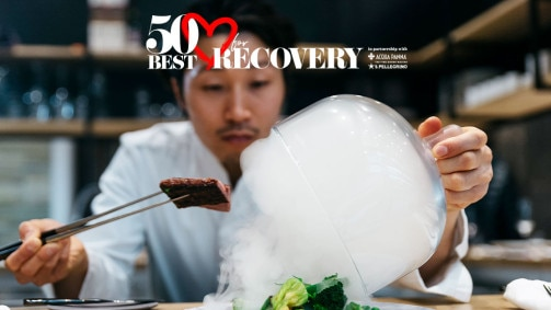 S.PELLEGRINO POUR #SUPPORTRESTAURANTS EN PARTENARIAT AVEC LE 50 BEST RECOVERY PROGRAM