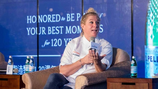 "S.Pellegrino celebrates ""Inspirational Women of the Era"" in Taipei"
