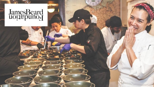 S.Pellegrino donates to James Beard Foundation to #SupportRestaurants