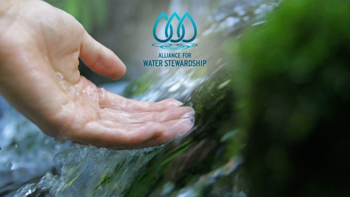 S.Pellegrino behaalt het Alliance for Water Stewardship certificaat