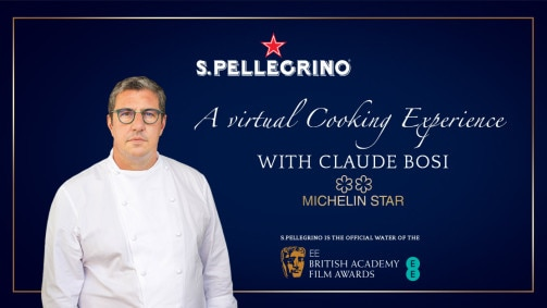 S.Pellegrino celebrates EE BAFTAs with cooking class