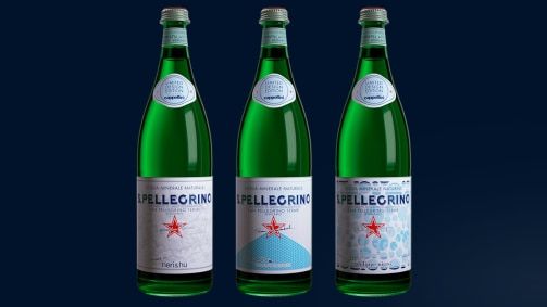 "S.Pellegrino presenta ""The Journey of Water"""