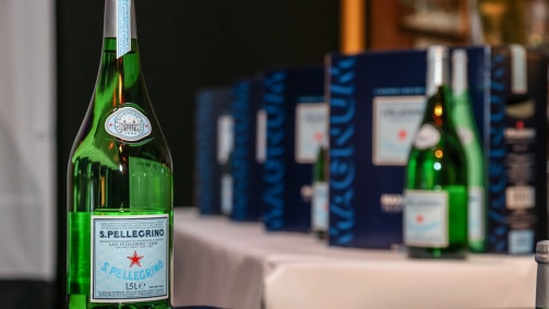 S.Pellegrino debuts exclusive Magnum Bottle