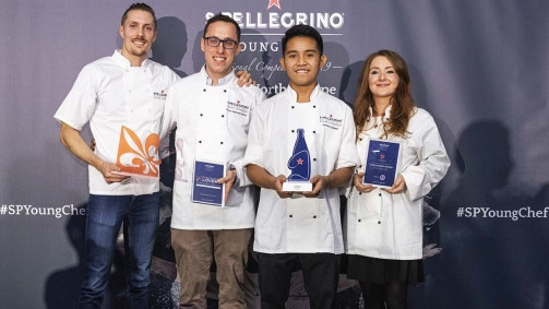 Winners of UK & North Europe Regional Final 2019