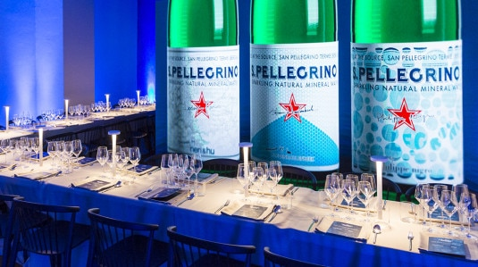 S.Pellegrino présente « The Journey of Water » à la Milano Design Week
