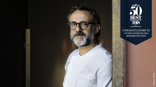 Osteria Francescana: the winner of World's 50 Best Restaurants 2018