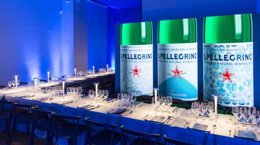 "S.Pellegrino presenta ""The Journey of Water"" en la Semana del Diseño de Milán"
