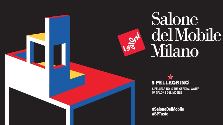S.Pellegrino Salone del Mobile Design Week