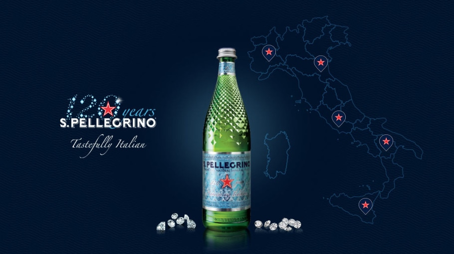 S.Pellegrino ti invita alla Diamond Week