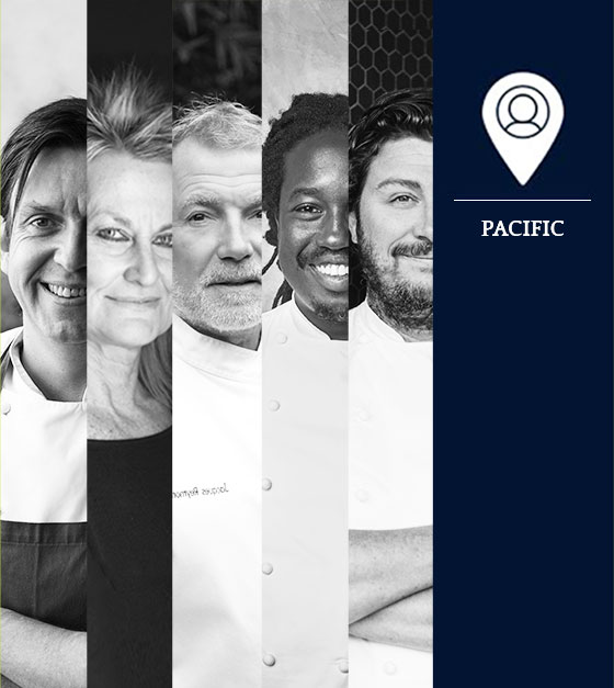 S.Pellegrino Young Chef 2018: meet the Pacific regional contest jury