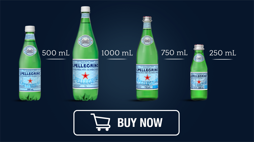 Buy Now S.Pellegrino water