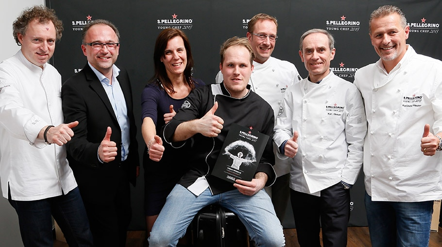 Winner Young Chef 2015 germany