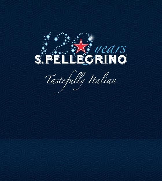 S.Pellegrino 120 Anniversary Limited Edition Bottles