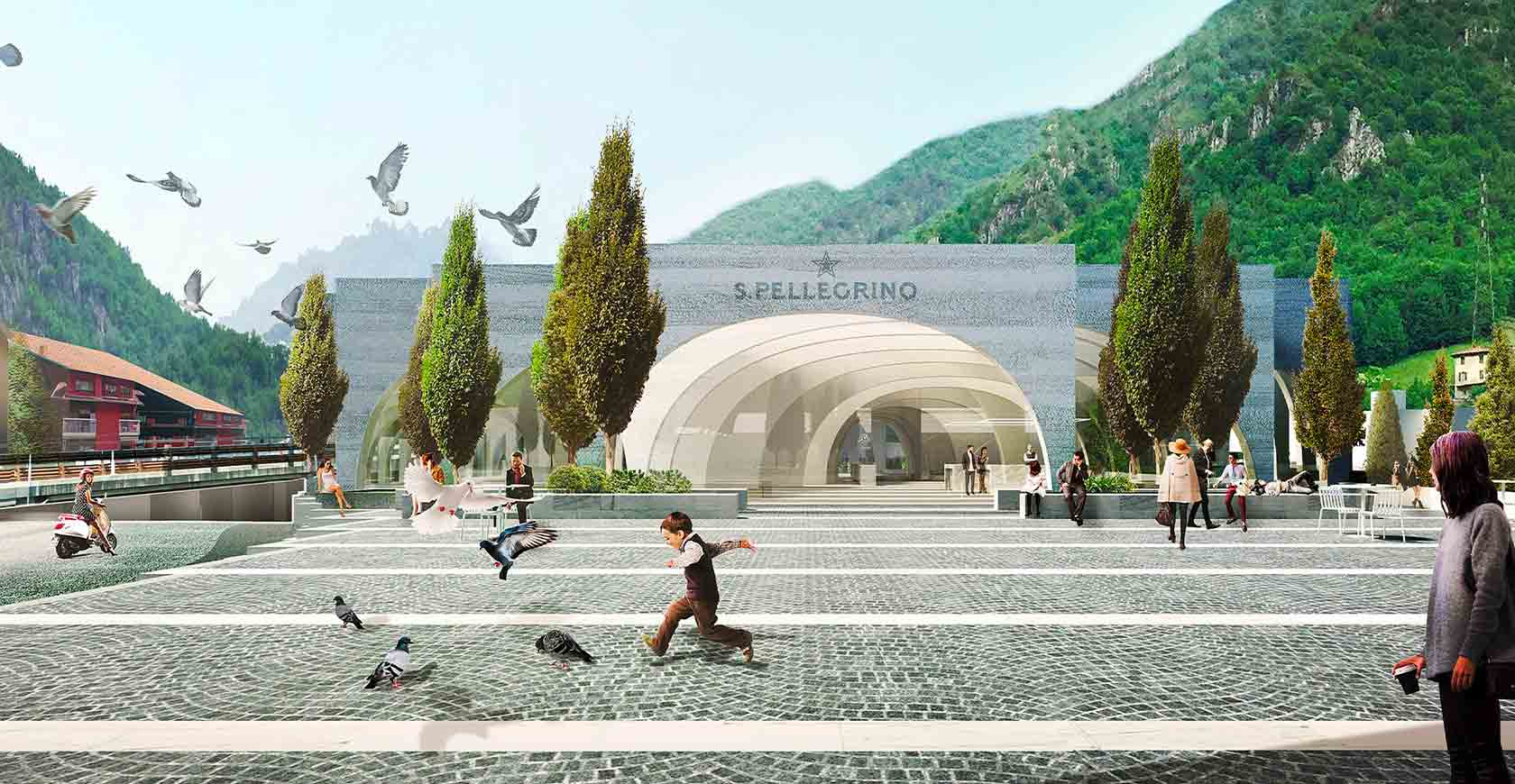 Find out how San Pellegrino will renovate the existing plant and make it even greener
