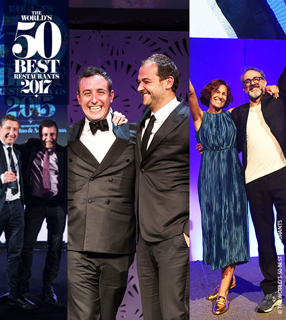 The World's 50 Best Restaurants' 15th Anniversary