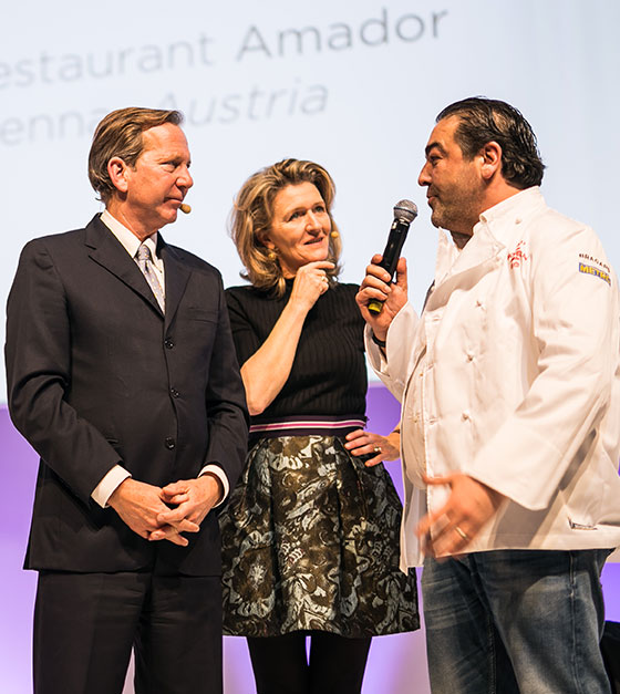 S.Pellegrino at GastronoTrends