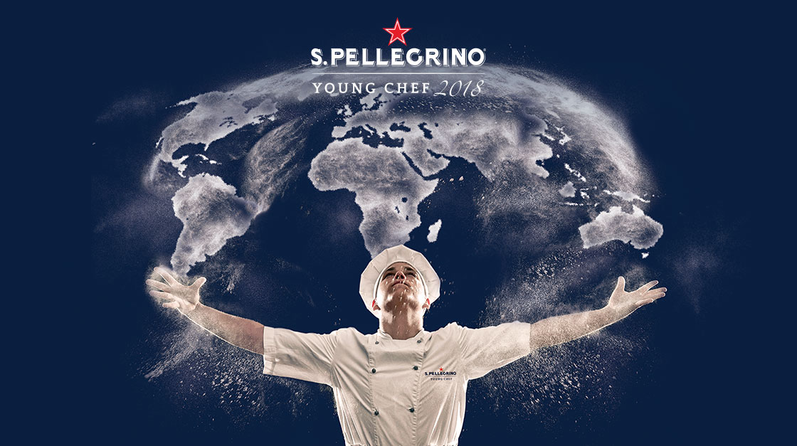 S.Pellegrino® Young Chef Grand Finale 2018: dates revealed