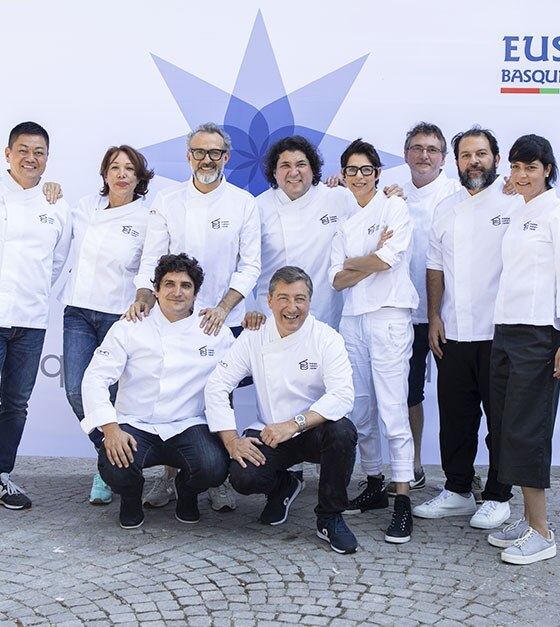 Basque Culinary World Prize 2018