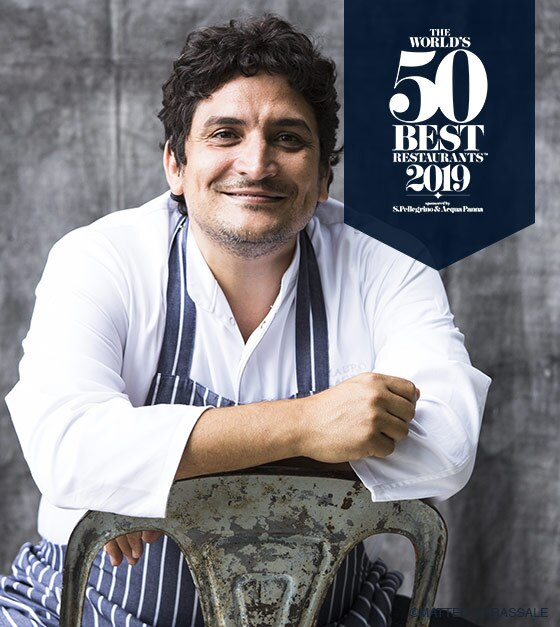 The World's 50 Best 2019