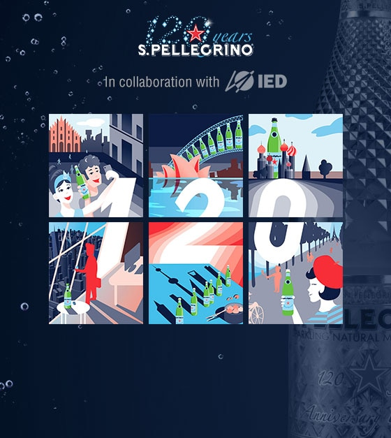 IED for S.Pellegrino 120
