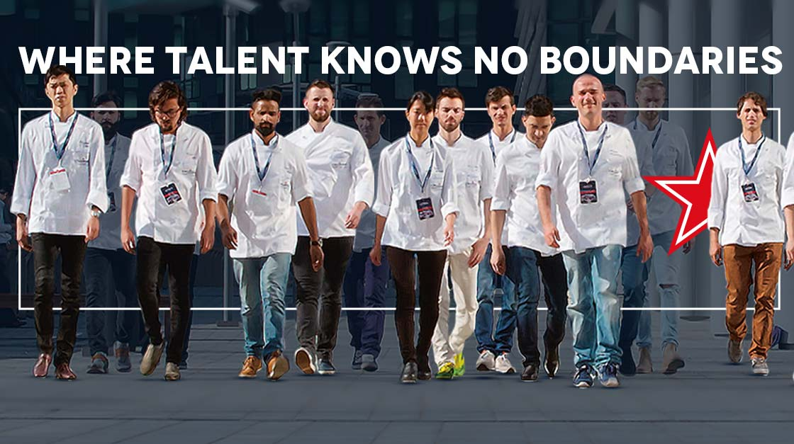 The S.Pellegrino Young Chef Academy