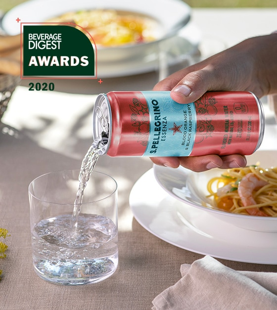 Beverage Digest Award for Essenza