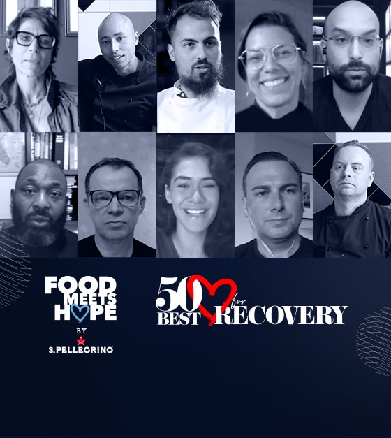 FOOD MEETS HOPE OP DE 50 BEST RECOVERY SUMMIT
