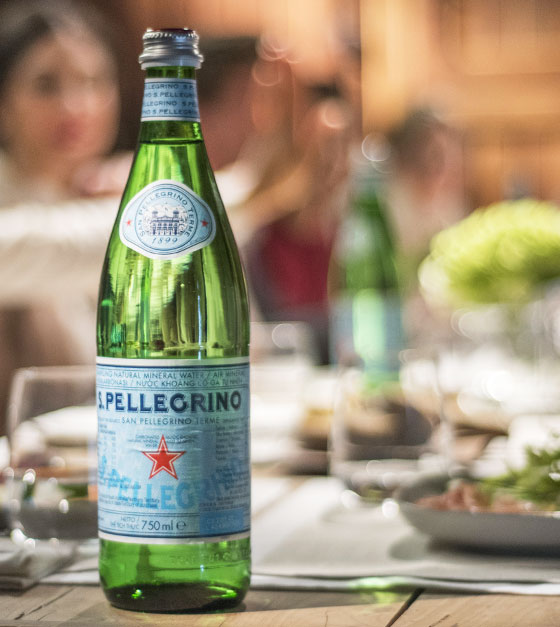 L'essence inimitable de S.Pellegrino