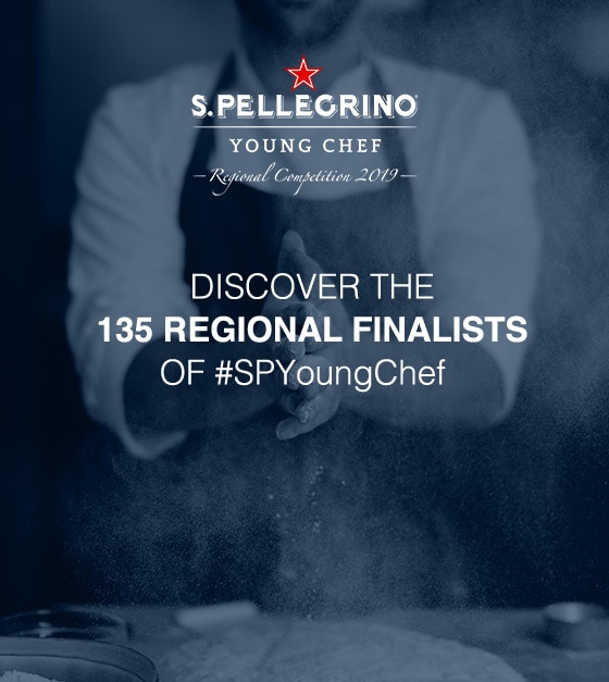 Regional Finalists of S.Pellegrino Young Chef 2019-2020