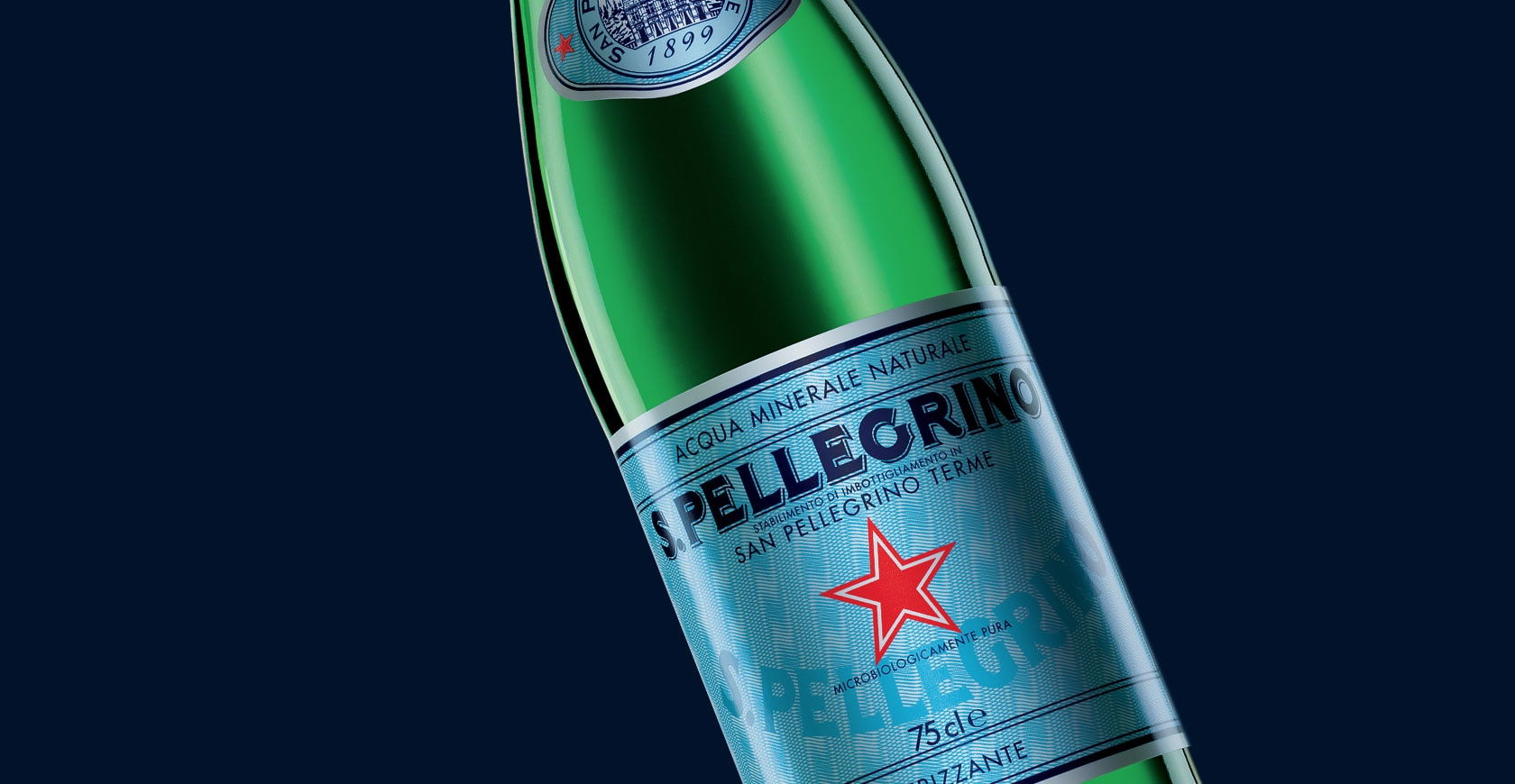 S.PELLEGRINO THE LEGEND