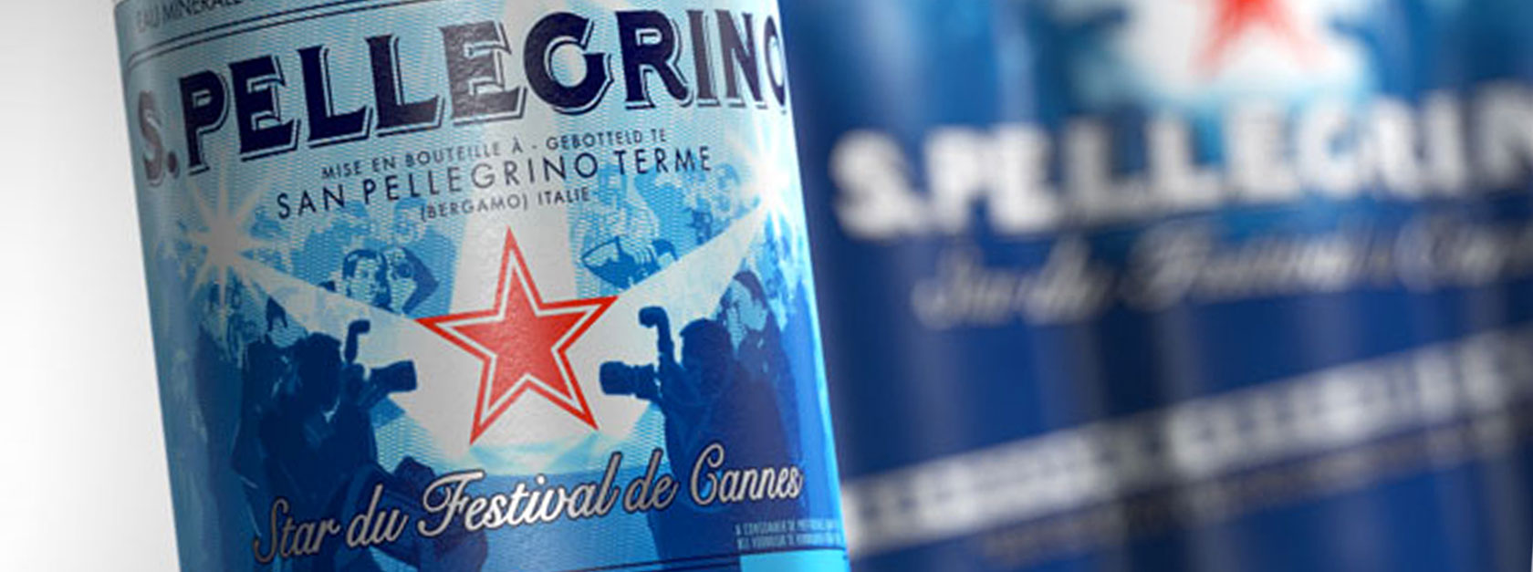 S.Pellegrino Cannes limited edition 2013