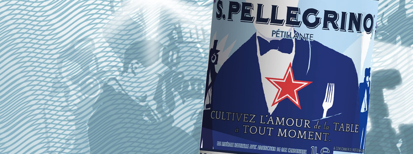 S.Pellegrino Cannes limited edition 2014