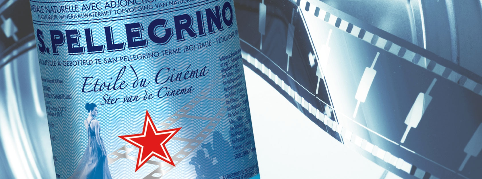 S.Pellegrino Cannes limited edition 2015