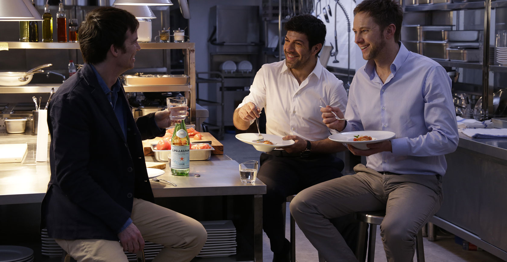 S.PELLEGRINO START MET NIEUWE INTERNATIONALE CAMPAGNE