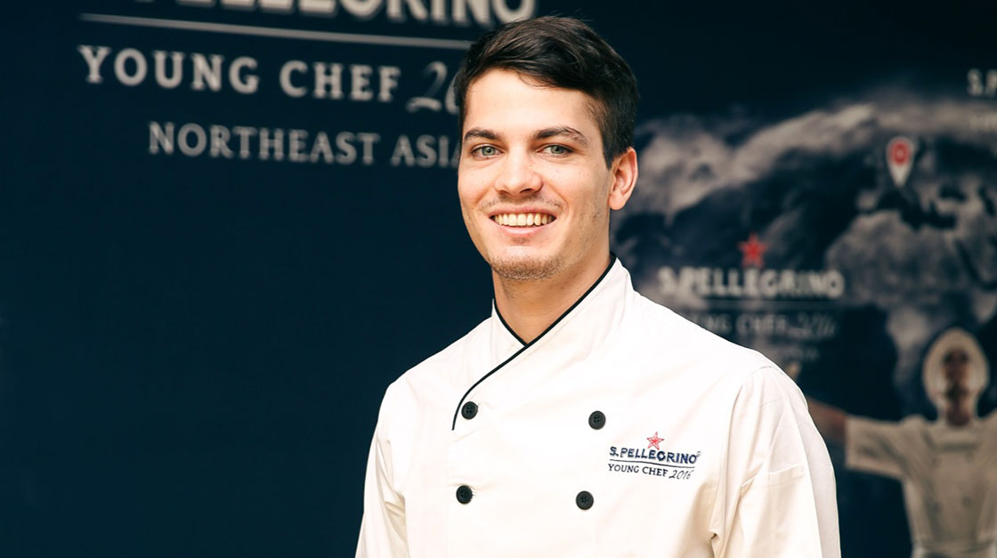 S.Pellegrino Young Chef 2016 North-East Asia