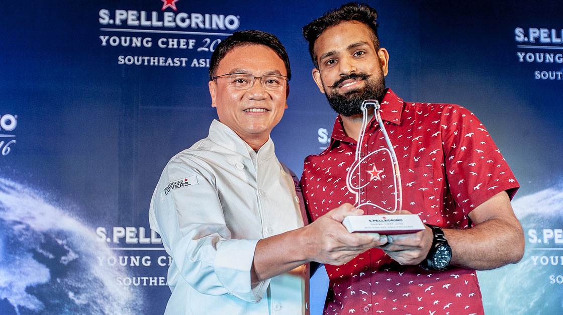 S.Pellegrino Young Chef 2016 South East Asia
