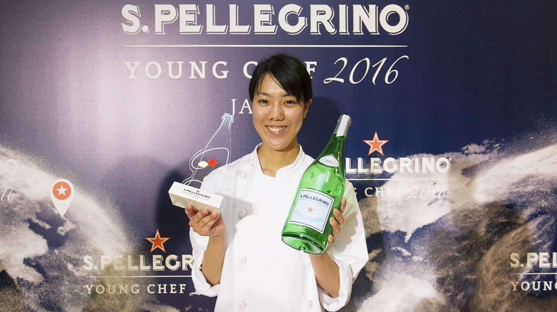 S.Pellegrino Young Chef 2016 Japan