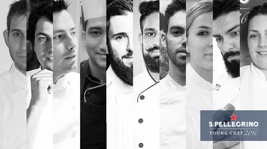 S.Pellegrino Young Chef 2016: the 20 finalists