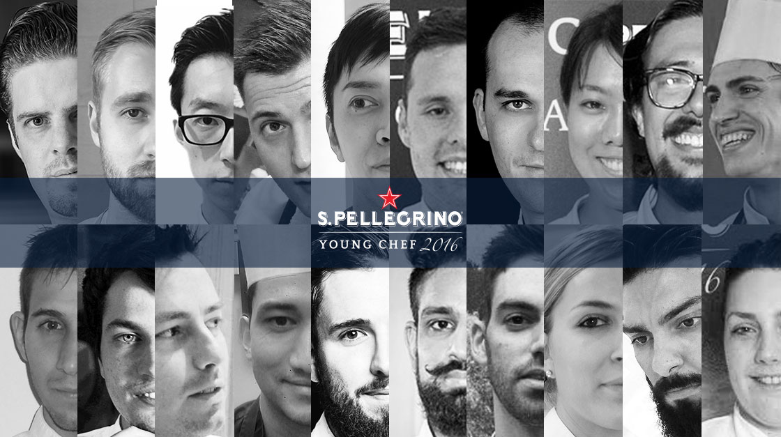 S.Pellegrino Young Chef Finalists Interviews
